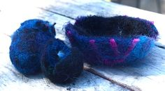 Beginning Felting with Kids: 8 Felted Wool Crafts - Things to Make and Do, Crafts and Activities for Kids - The Crafty Crow