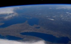 Apr 23  The #GreatLakes. @Space_Station #Explore  Tim Kopra (@astro_tim) | Twitter