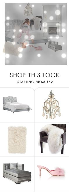 """""""Sweet Dreams"""" by bombshellpink on Polyvore featuring interior, interiors, interior design, home, home decor, interior decorating, Nordstrom, Manolo Blahnik and Missguided"""