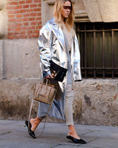 Tyler Joe, ELLE.com's resident photographer, is on the streets of Milan snapping your daily style inspiration.