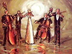 Oeuvres de l'artiste peintre Claude Bonneau