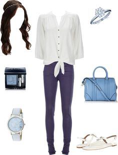 """Ballad in Paris"" by quinn-21 ❤ liked on Polyvore"