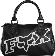 Fox is the leader in motocross and mountain bike gear, and the apparel choice of action sports athletes worldwide. Shop now from the Official Fox Racing® Online store. Fox Purse, Fox Bag, Purse Wallet, Fox Racing Clothing, Mtb Clothing, Fashion Handbags, Purses And Handbags, Fashion Bags, Women's Fashion
