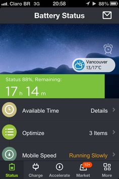 App 'BatterySaver'