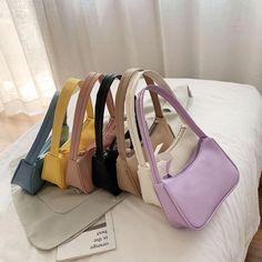 Fashion Handbags, Fashion Bags, Style Fashion, Aesthetic Bags, Aesthetic Style, Aesthetic Fashion, Trendy Purses, Accesorios Casual, Girls Bags