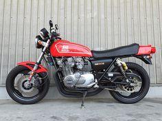 SUZUKI '78(昭和53年) GS750カスタム排気量 750cc車検切れ 走行距離19360km 車体価格 SOLD OUT - GPcraftのバイク・ショッピング