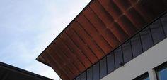 Kuparia julkisivuissa   Copper in facades