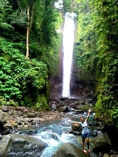 Casaroro Falls, Valencia, Negros Oriental.