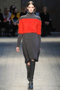 Sportmax | Fall 2014 Ready-to-Wear Collection | Style.com [Photo: Kim Weston Arnold / Indigitalimages.com]