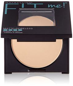 Maybelline New York Fit Me Matte Plus Poreless Powder, 220 Natural Beige, Ounce Ultra-lightweight foundation for normal to oily skin Tone plus texture-fitting foundation for the ultimate natural fit Erases pores and matches natural tone Oily Skin Makeup, Oily Skin Care, Face Makeup, Dry Skin, Makeup Box, Drugstore Makeup, New York, Best Drugstore Powder, Best Compact Powder