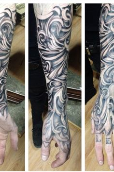 Ricky horror tattoo by Ryan Ashley Malarkey
