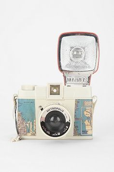 Lomography Diana F+ Map Camera