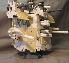 From Greg Teeuwen, our resident Ork scratch-builder I've been swamped with making Orky aircraft for the last several months and hadn't don...