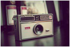 Kodak Instamatic 104 (1960s Vintage Camera) by Dan Howard, via 500px