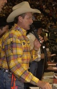 Bob Tallman, Contract Personnel • Inducted 2004, PRCA Rodeo