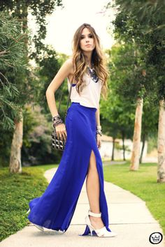 Look Du Jour: Out Of The Blues |  #