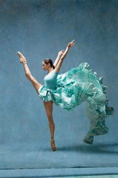 The fabulous Misty Copeland