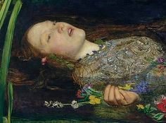 Ophelia in Hamlet #innocent #archetype #brandpersonality