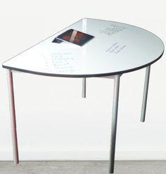 Quarter Circle Table