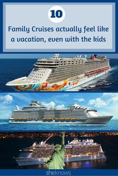 Best New Cruise Ships Arriving In Cruise Ships Cruises And - Family cruise ships