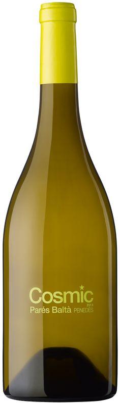 Nace #Cosmic2013, el vino de más altura de Parés Baltà, un nuevo #xarel·lo #ecológico   Cosmic 2013 conquistó el jurado del Concurso de Vinos de Calidad de la DO Penedès como mejor blanco joven   #wine #taninotanino #vinosmaximum.