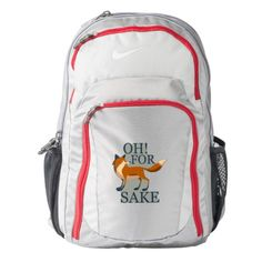 Oh for fox sake nike backpack