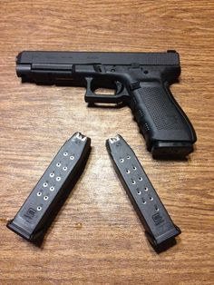 Glock 41 Gen 4 (.45 ACP)  The perfect starting platform