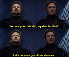 Boondock sainta Dear Brother