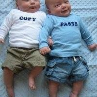 all twins should have shirts like these