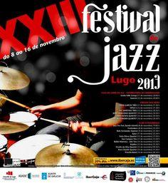 Festivas de Jazz 2013. Lugo