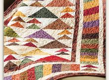 Mountain Meadows Quilt Pattern