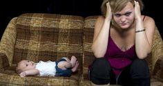 As mulheres que vivem em grandes centros urbanos podem enfrentar um maior risco de desenvolver depressão pós-parto, relata um novo estudo.