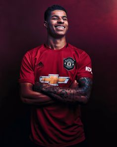 Manchester United Poster, Manchester United Players, David Beckham Football, Football Boys, Football Players, Manchester United Wallpapers Iphone, Cute Teen Guys, Brandon Williams