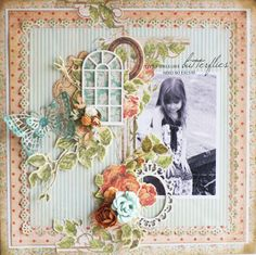 Layout by Steph Devlin...just stunning!!