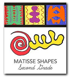 Video and lesson plan that shows kids how to create organic shapes in the style of Henri Rousseau. Great tie-in with math concepts