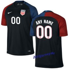 2016 COPA America Centenario USA Any Name Number Men's Away Soccer Jersey