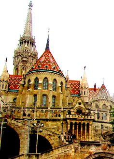 St. Mathias Church - Budapest - Hungary
