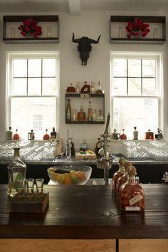 The Saint, tequila bar + restaurant, Seattle