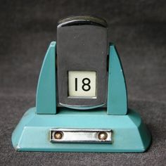 Perpetual calendar by MademoiselleChipotte on Etsy