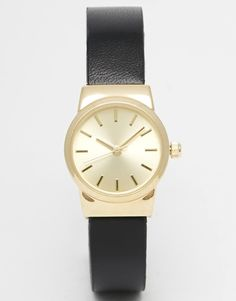 ASOS Sunray Midi Watch