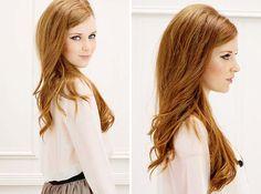 28 Gorgeous DIY Hairstyles via Brit + Co.