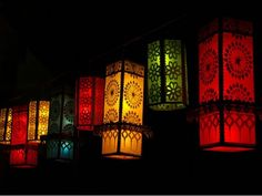 Gallery For > Vesak Lanterns