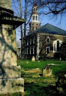 Alexandria Virginia - Self Guided Walking Tour: Christ Church