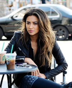 WE LOVE SHAY MITCHELL // check out effinshop.com to see more elfin people we love!