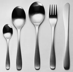 Thrift Cutlery by David Mellor Design