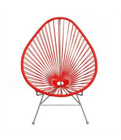1000 id es sur le th me chaise acapulco sur pinterest chaises chaises de salon et eames. Black Bedroom Furniture Sets. Home Design Ideas