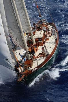 SV Mistress from the Antigua Classic 2014 Classic Sailing, Classic Yachts, Cruise Italy, Float Your Boat, Boat Rental, Boat Hire, Yacht Boat, Boat Design, Set Sail