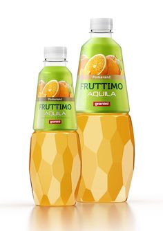 Fruttimo Aquila With Granini on Packaging of the World - Creative Package Design Gallery