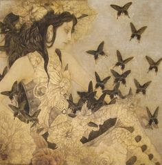 Gothic Insects by Masaaki Sasamoto - 2011