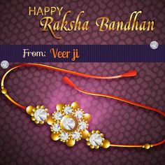 Happy Raksha Bandhan Wishes Beautiful Greeting With Name.Raksha Bandhan Name Card.Happy Rakhi Day Greeting With Custom Name.